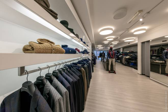 Fotografia D\'Interni Boutique Giannini | Maior ADV Web ...